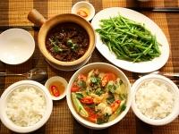 Các món cơm canh